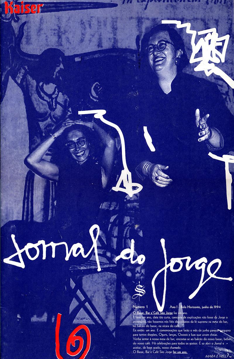 Capa Jornal do Jorge