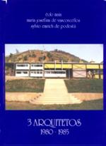 Livro 3 arquitetos 1985